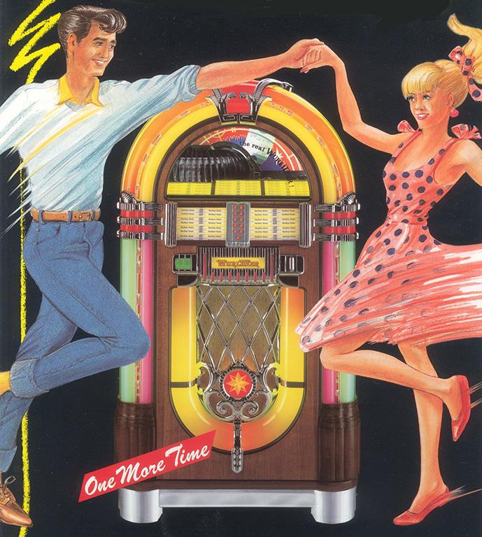 Jukebox Rentals - Jukeboxes For Rent, Los Angeles